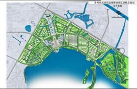建筑规划的绿色理念与运用——常州宋剑湖地块的概念规划