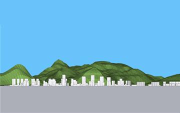 规划  山西夏县新区概念规划