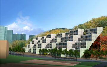 规划  陕西洛川镇中心区规划