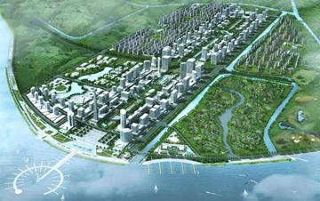 江苏吴江 东太湖大道及周边区域城市设计(国际竞标)