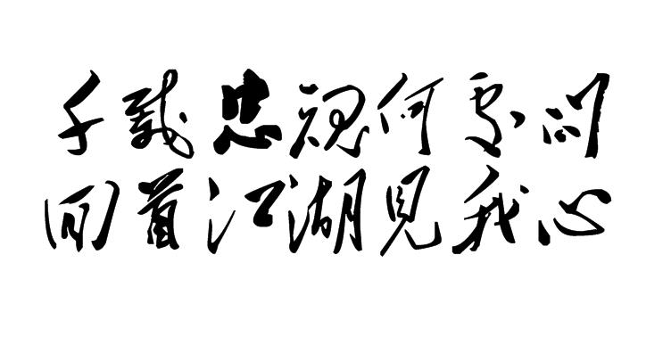 白林诗词(20)