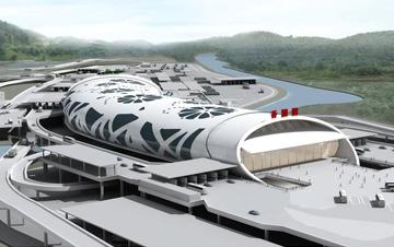 深港联检大楼概念方案设计