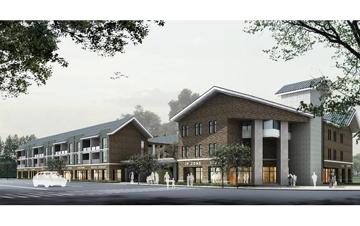 沱牌集团总部 科技研发中心办公楼
