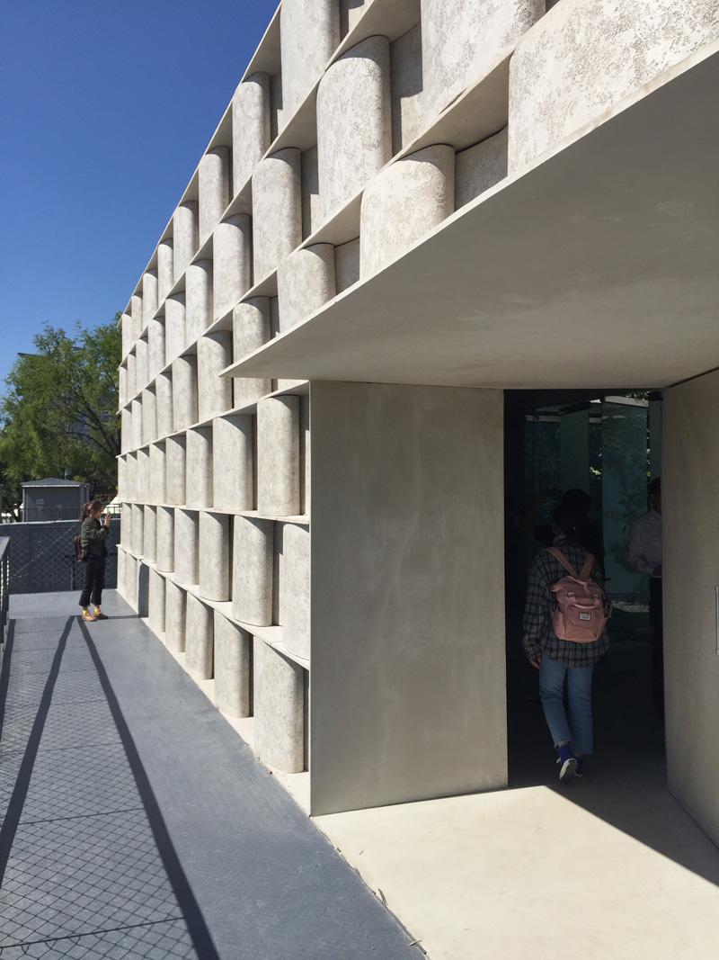 建筑入口外部02